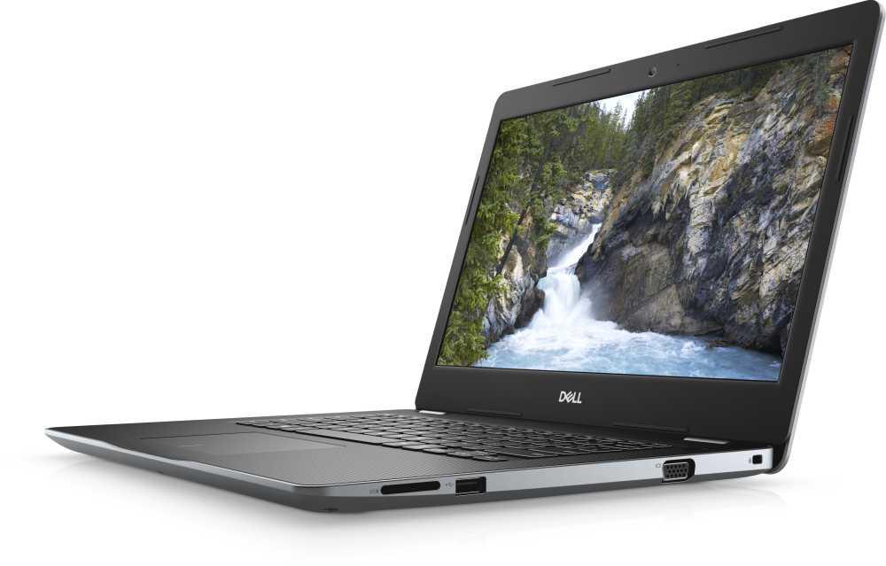 14 Ноутбук Dell Vostro 3481 3481-4080, черный ноутбук dell vostro 5471 5471 7420 14 серебристый