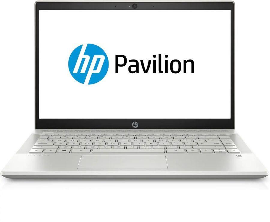 14 Ноутбук HP 14-ce2009ur 6PR64EA, золотой