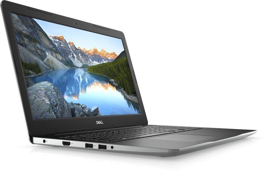 15.6 Ноутбук Dell Inspiron 3582 3582-4966, серебристый ноутбук dell inspiron 3573 3573 6038 red 15 6 hd cel n4000 4gb 500gb dvdrw w10
