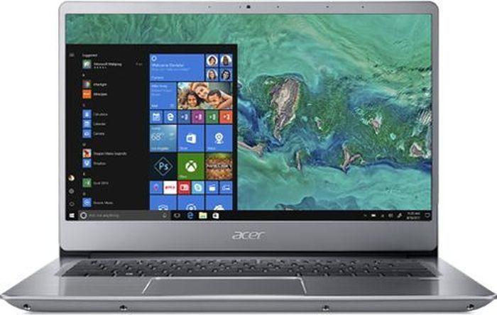 14 Ноутбук Acer Swift 3 SF314-54-83KU NX.GXZER.016, серебристый