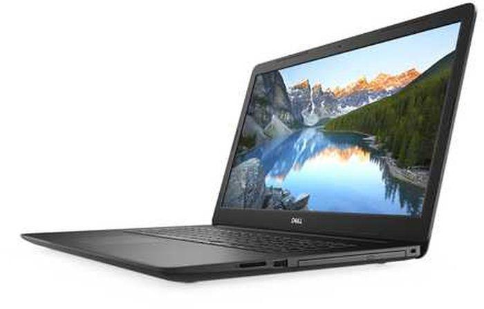17.3 Ноутбук Dell Inspiron 3782 3782-1741, черный ноутбук asus x540ma gq120t 90nb0ir1 m03650 black 15 6 hd pen n5000 4gb 500gb w10