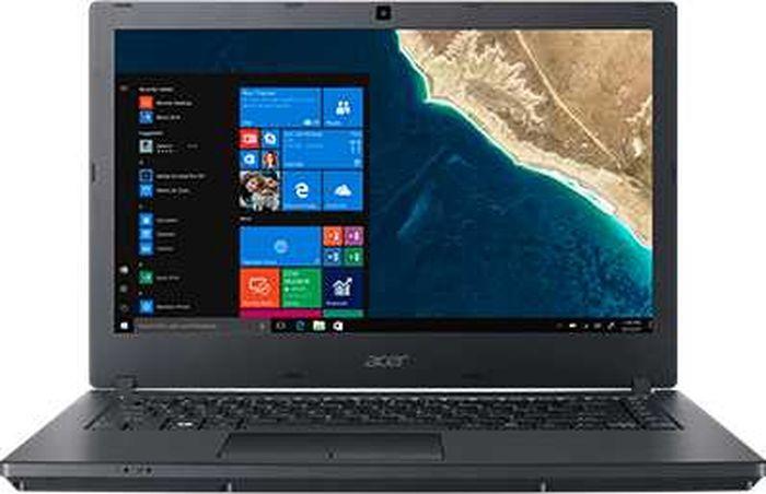 14 Ноутбук Acer TravelMate P2 TMP2410-G2-M-34LY NX.VGSER.004, черный ноутбук getac x500 g2 xb7zz5ihedxx