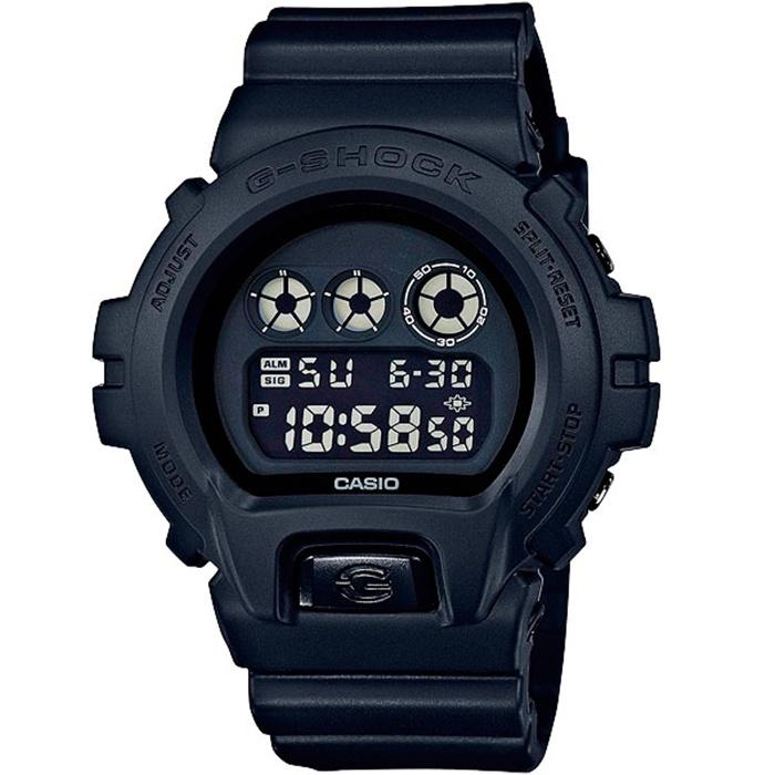 Наручные часы Casio DW-6900BB-1E casio blx 560 1e