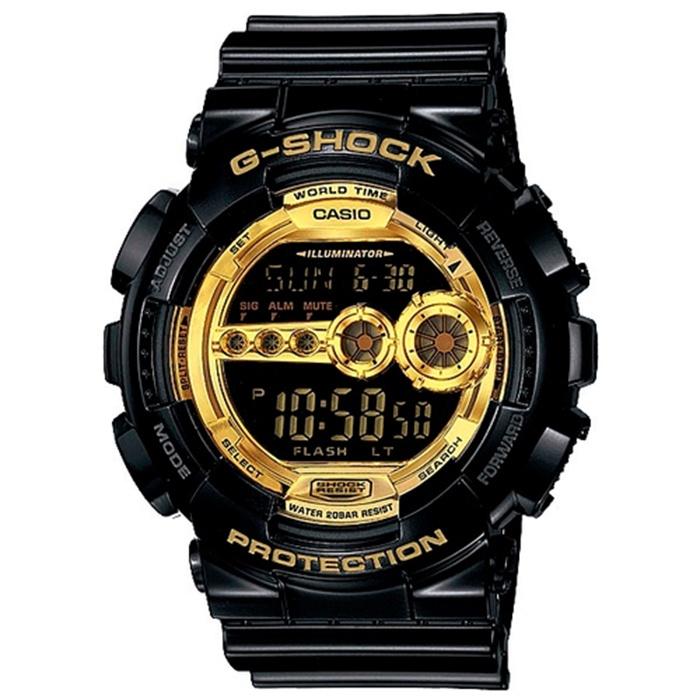 Наручные часы Casio GD-100GB-1E casio bg 5600gl 1e