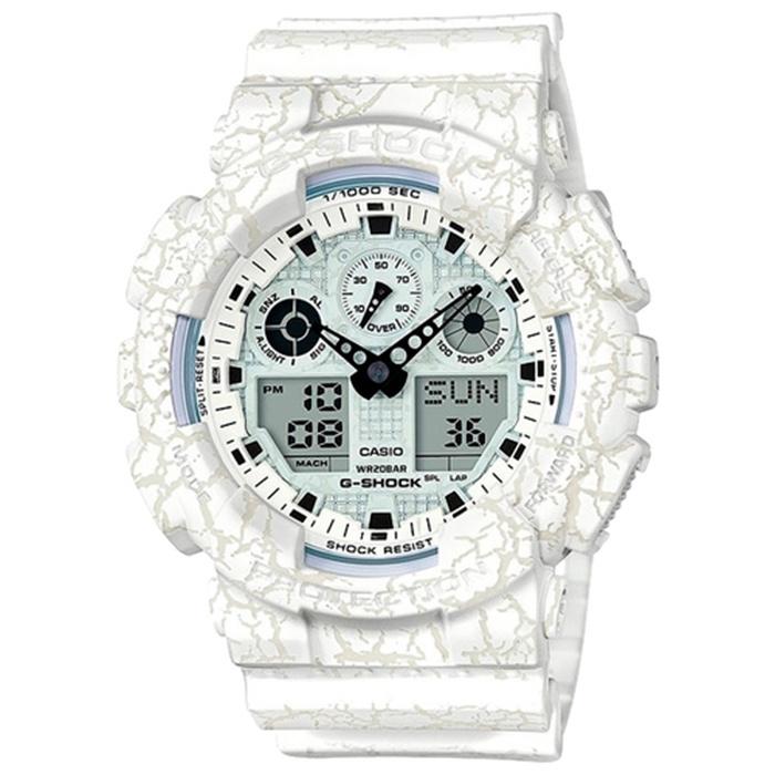 купить Наручные часы Casio GA-100CG-7A по цене 12240 рублей