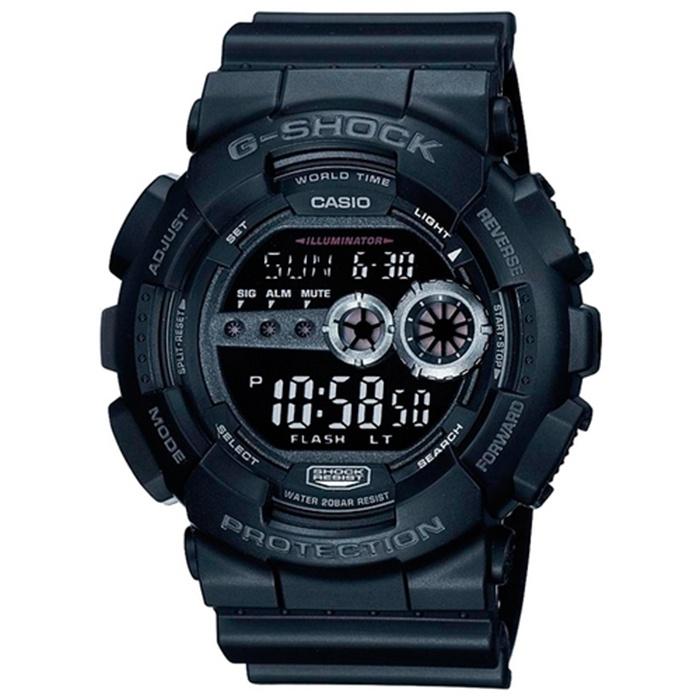 Наручные часы Casio GD-100-1B все цены