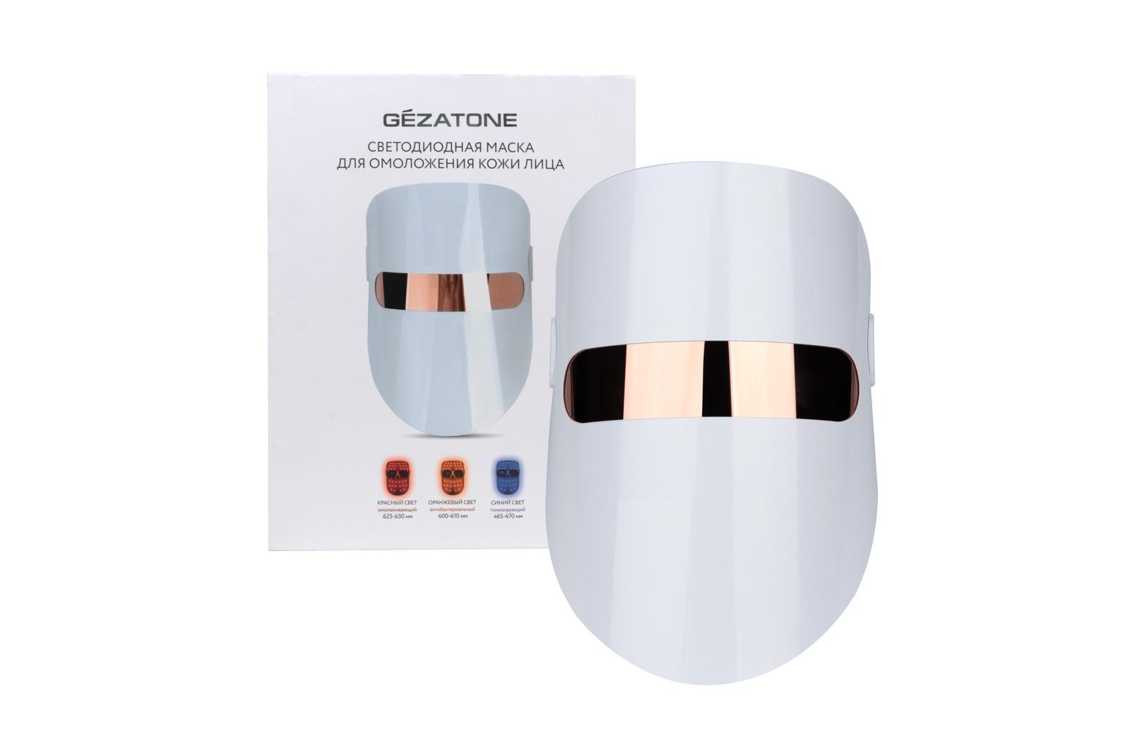 Косметологический аппарат Gezatone для омоложения кожи лица m1020 1301235