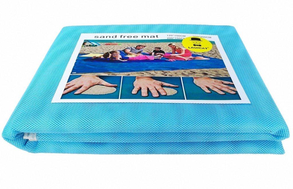 Пляжный коврик Анти-песок, размер 200х200