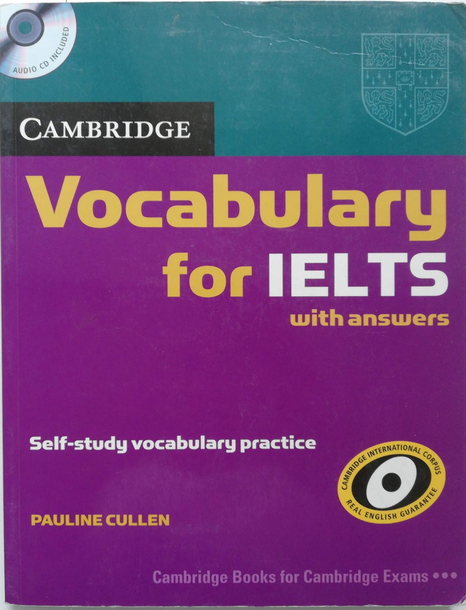 Cullen Pauline Cambridge Vocabulary for IELTS with answers cambridge plays the pyjama party elt edition cambridge storybooks