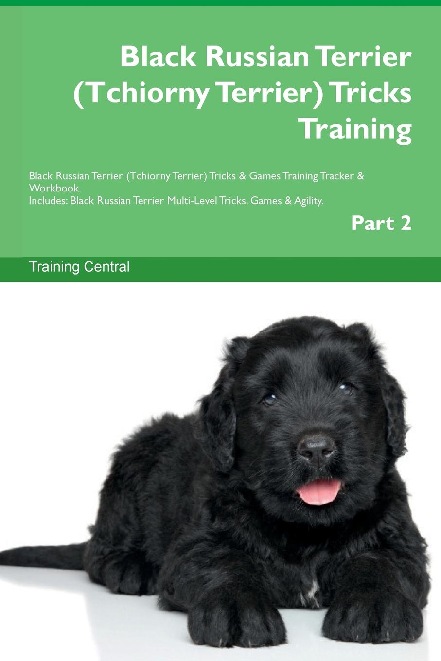 Training Central Black Russian Terrier (Tchiorny Terrier) Tricks Training Black Russian Terrier (Tchiorny Terrier) Tricks & Games Training Tracker & Workbook. Includes. Black Russian Terrier Multi-Level Tricks, Games & Agility. Part 2 training central cesky terrier tricks training cesky terrier tricks
