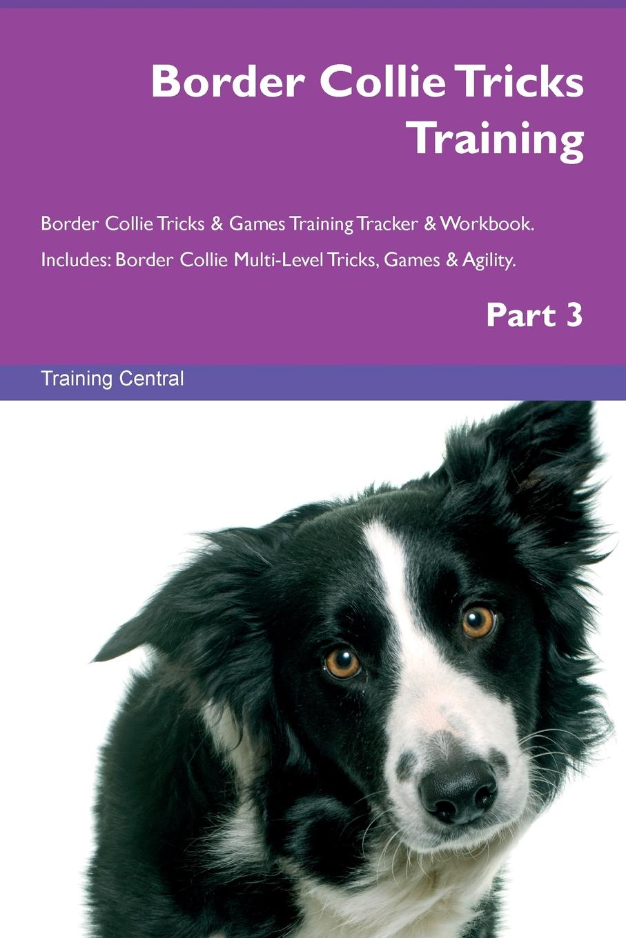 Training Central Border Collie Tricks Training Border Collie Tricks & Games Training Tracker & Workbook. Includes. Border Collie Multi-Level Tricks, Games & Agility. Part 3