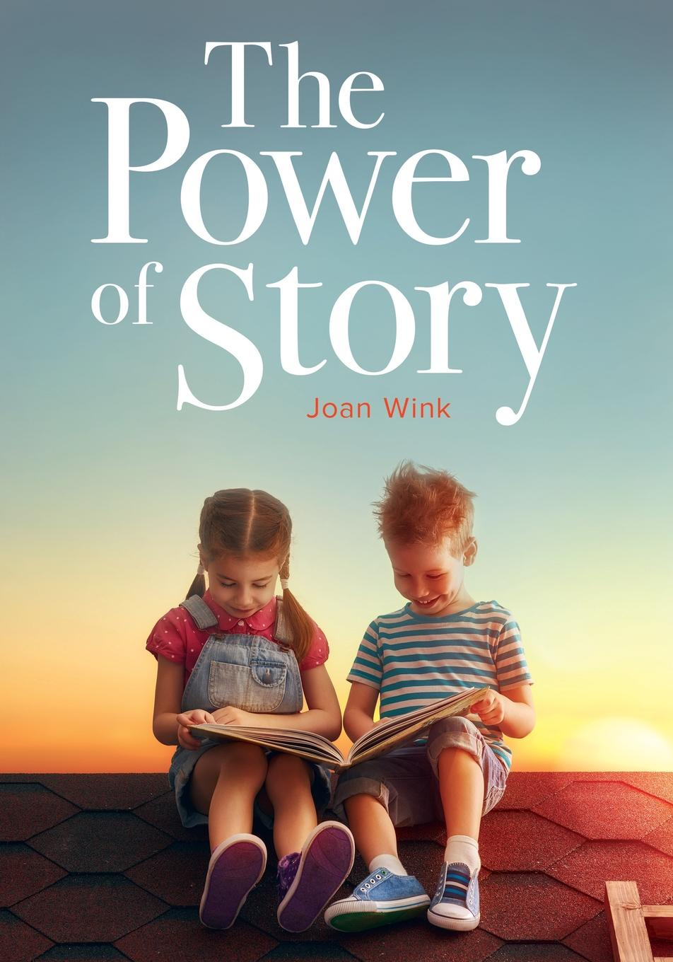 Joan Wink The Power of Story wink подвесная люстра wink n2748 5