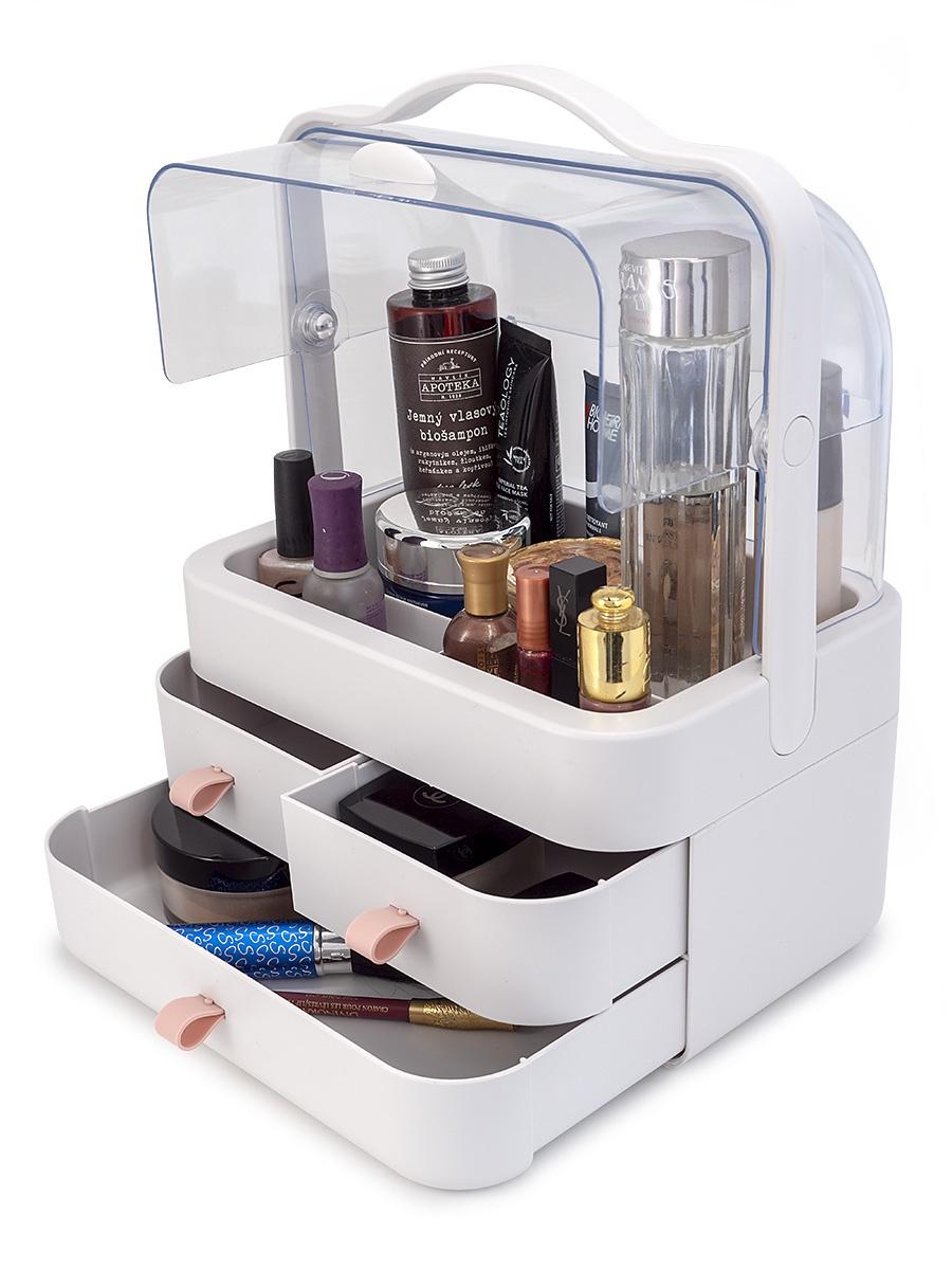 Органайзер для косметики с выдвижными ящиками купить косметика для солярия купить онлайн