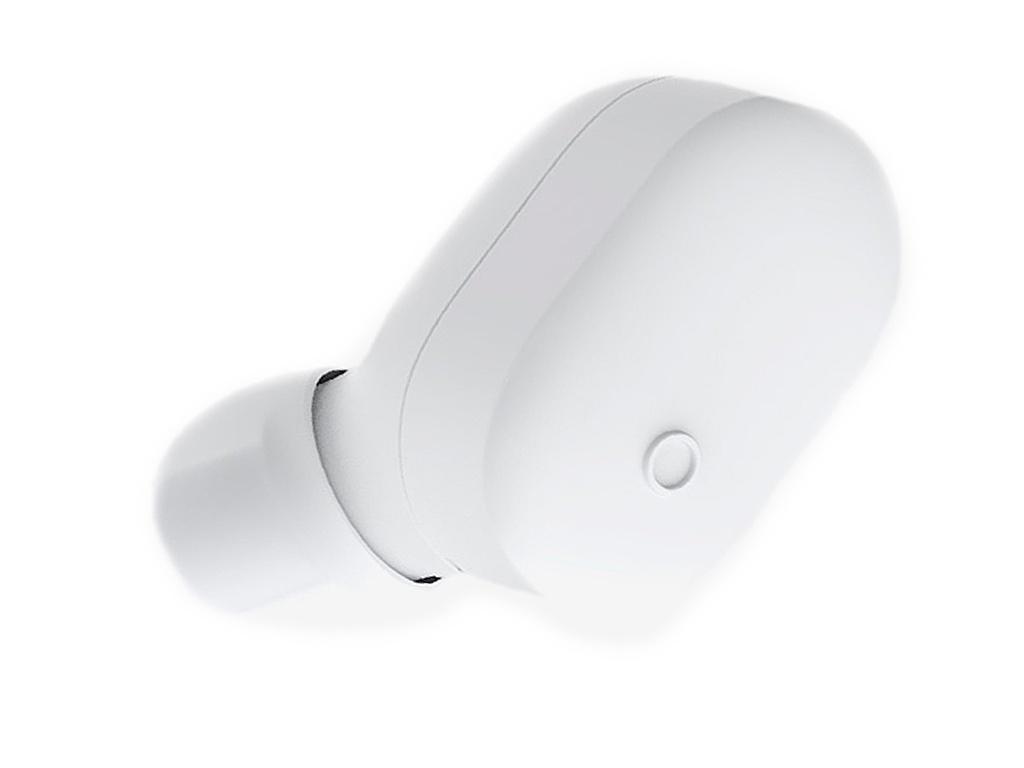 Фото - Гарнитура телефонная беспроводная Xiaomi Mi Bluetooth Headset mini (White) original xiaomi mi sport bluetooth headset xiaomiwireless earphone mini 4 1 music earbud mic ipx4 waterproof
