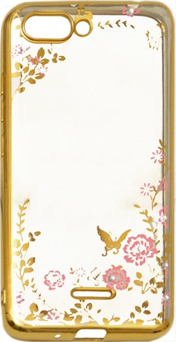 Чехол-накладка для Huawei Honor 9 со стразами GOSSO CASES