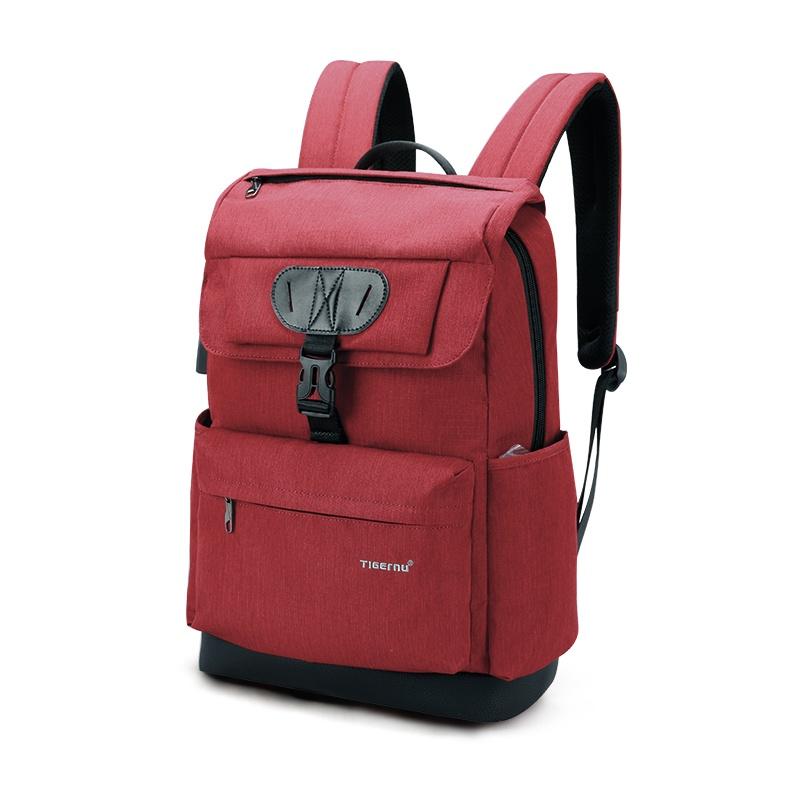 Tigernu, рюкзак с USB-портом для ноутбука рюкзак для ноутбука samsonite рюкзак для ноутбука 14 1 spectrolite 2 0 32 5x43x22 см