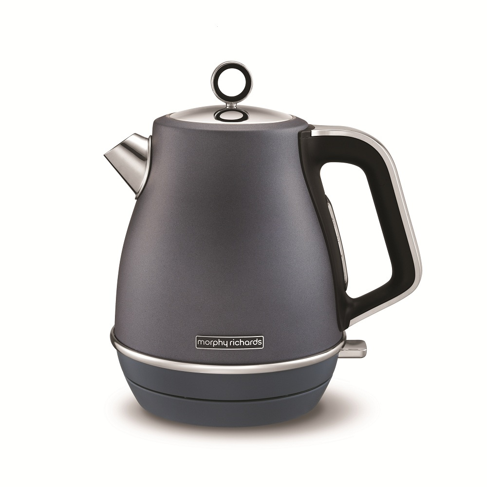 Чайник Morphy Richards Evoke Steel Blue Jug 104402