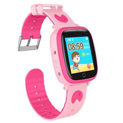 Детские GPS часы Nuobi Q11 (Розовый) детские часы с gps wonlex gw700s красные