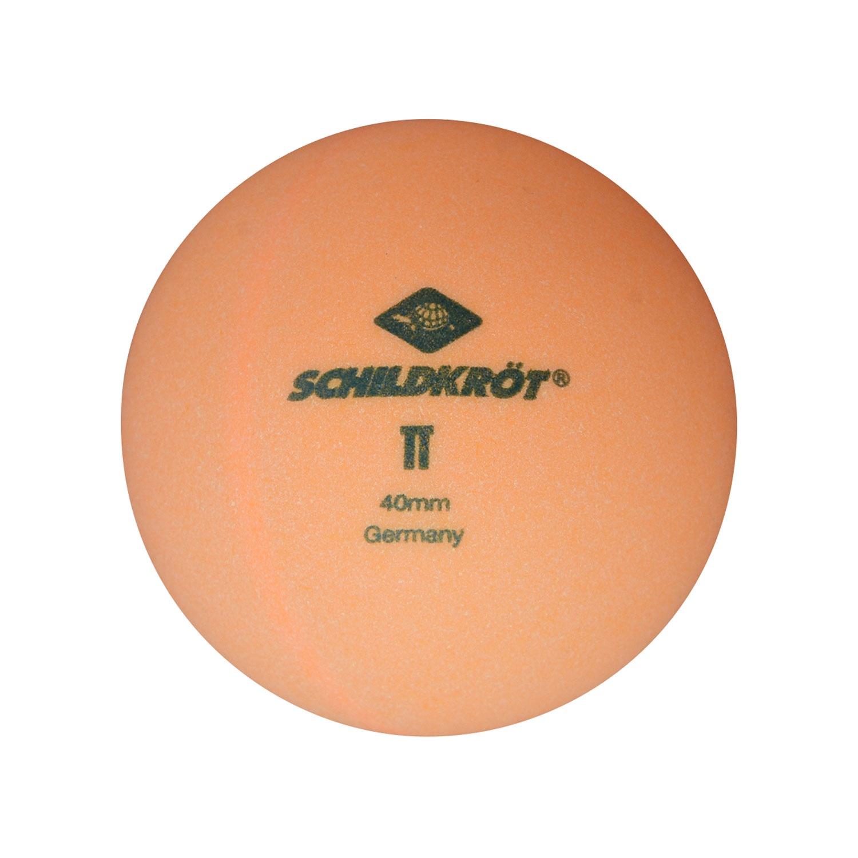 Мячики для настольного тенниса DONIC 2T-CLUB, оранжевый (120 шт)