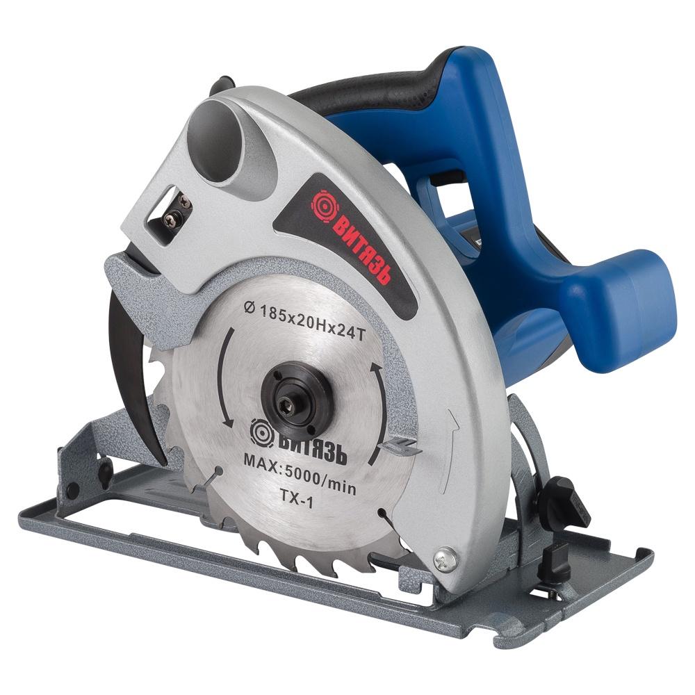 Пила дисковая электрическая Витязь ПД-1500