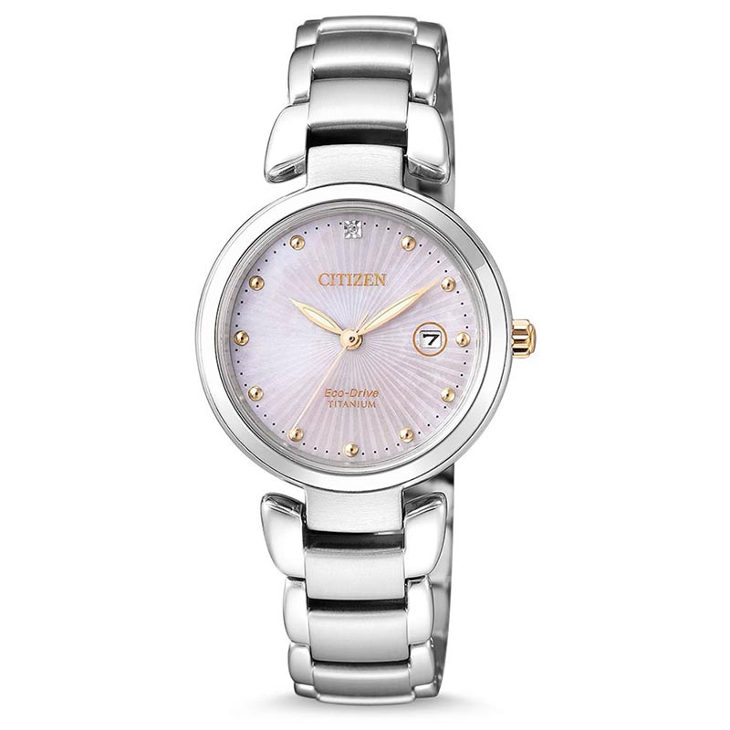 Наручные часы Citizen EW2506-81Y citizen aw1010 57b