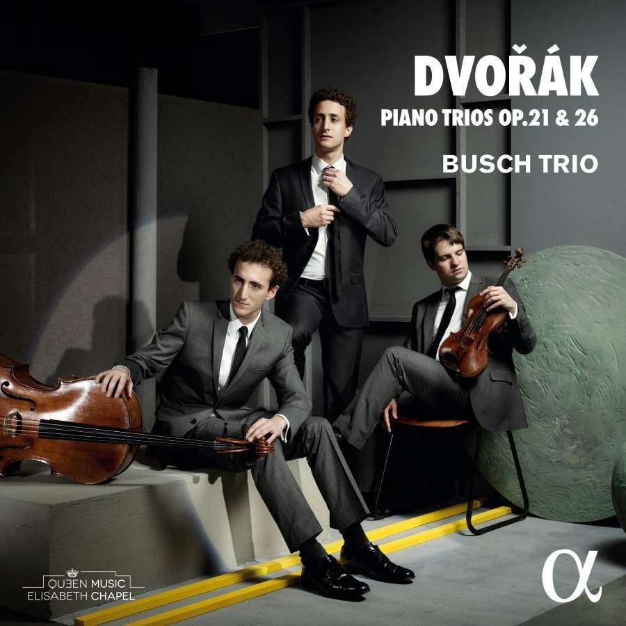 Busch Trio. Dvorak: Piano Trios Op.21 & 26 г форе три для фортепиано op 120 piano trio op 120