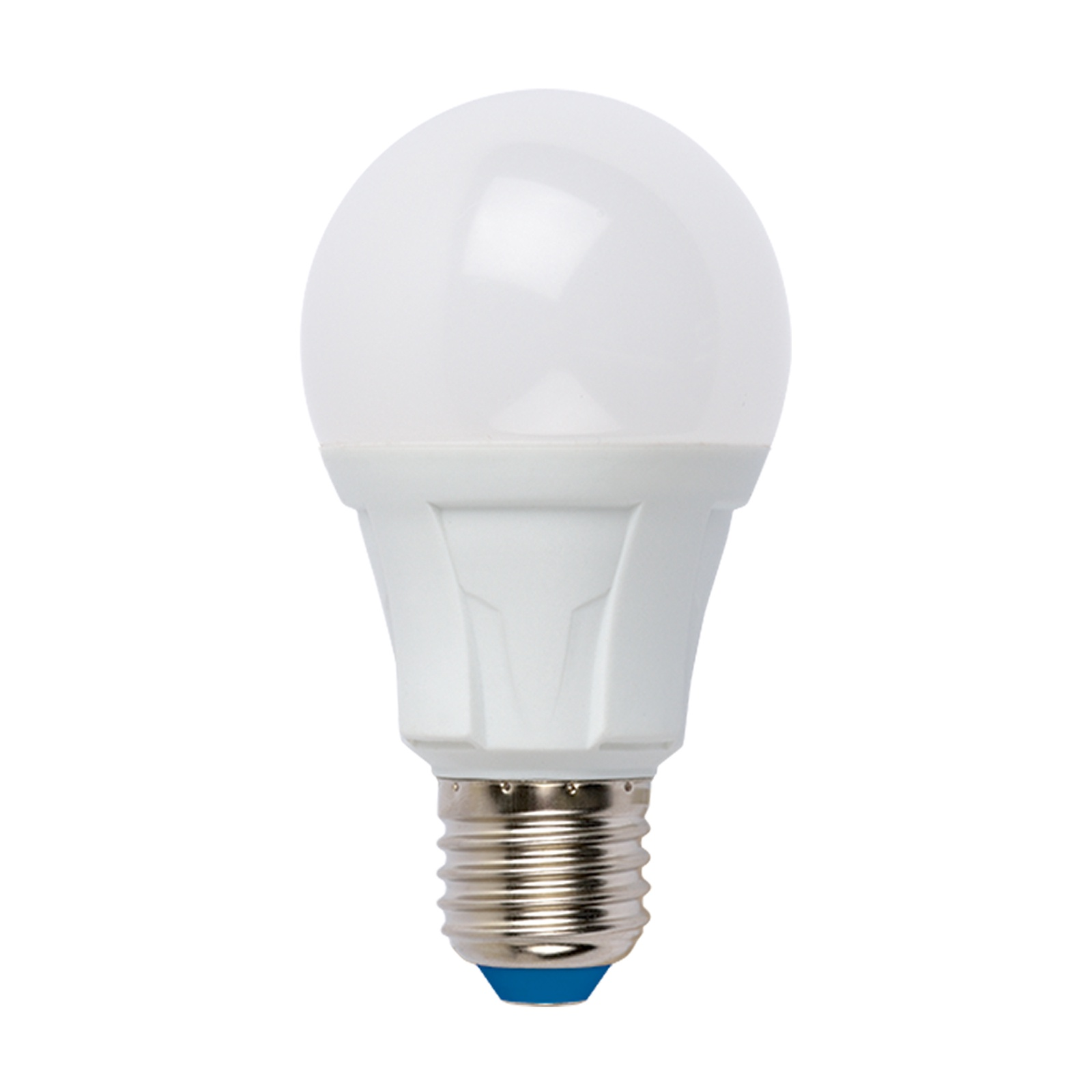 Лампочка Uniel LED-A60 10W/NW/E27/FR 4000K, Нейтральный свет 10 Вт, Светодиодная