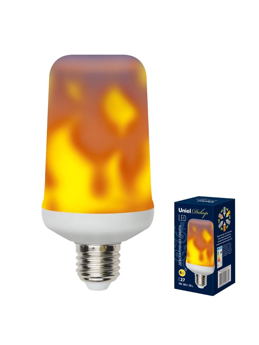 Лампа LED с эффектом пламени в Каменце-Подольском