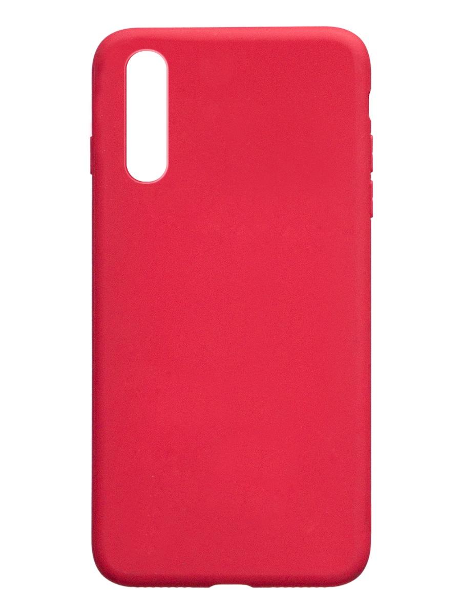 Чехол ТПУ Onext для телефона Samsung Galaxy A50 (2019), красный . ...