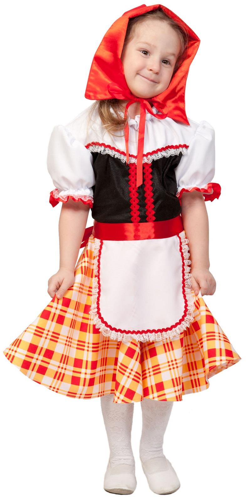 цены на Карнавалофф Карнавальный костюм Красная шапочка в интернет-магазинах