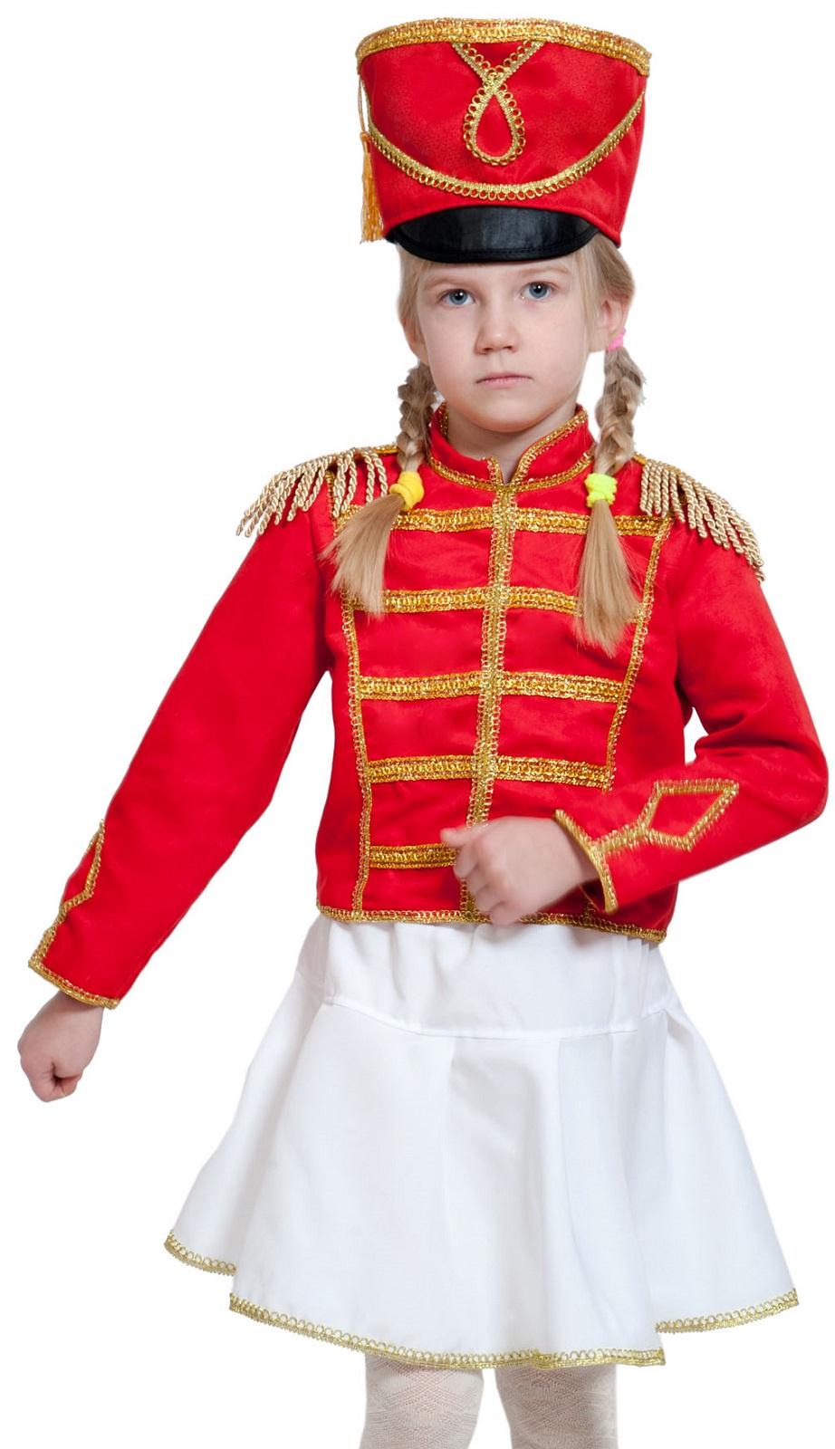 Карнавалофф Карнавальный костюм Мажоретка шорты под замшу