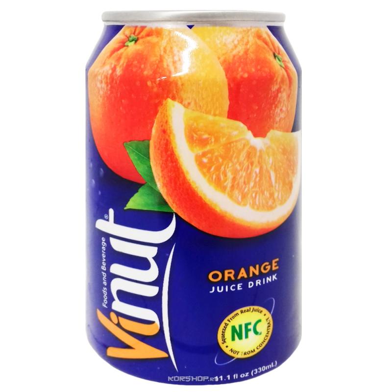Фото - Напиток сокосодержащий безалкогольный ViNut Сок Апельсина hae soo kwak nano and microencapsulation for foods