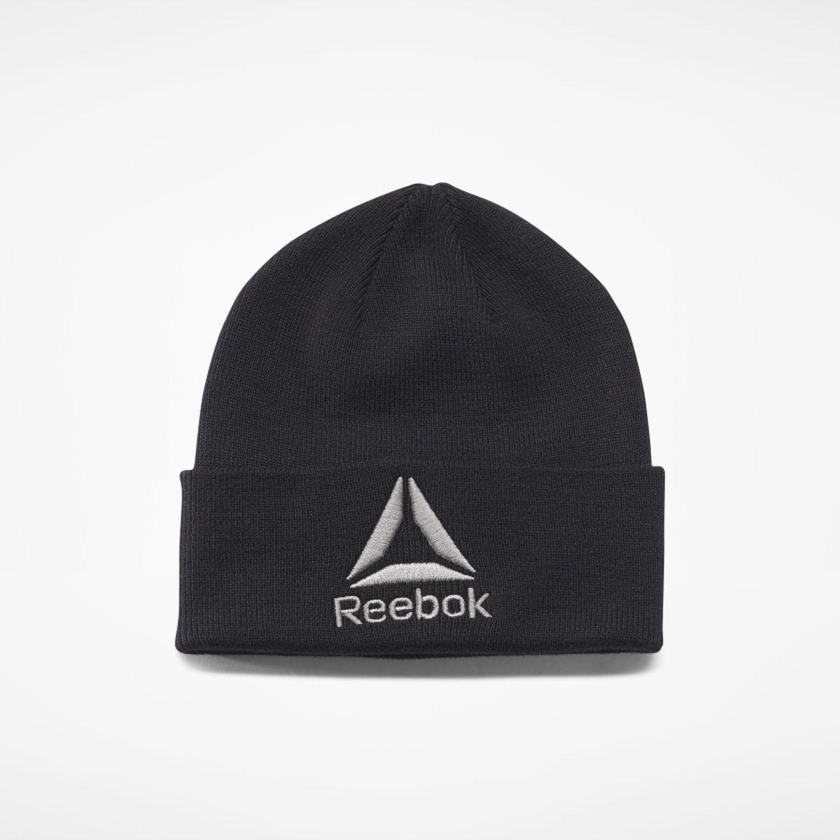 Фото - Шапка Reebok Ost Perf Beanie шапка adidas perf beanie цвет синий dj1055 размер 56 57