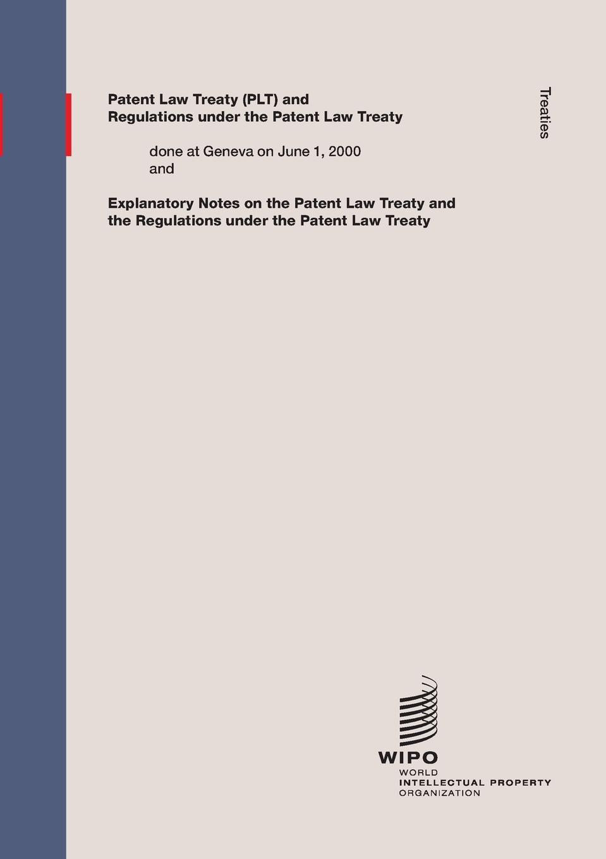купить Patent Law Treaty (PLT) по цене 2489 рублей