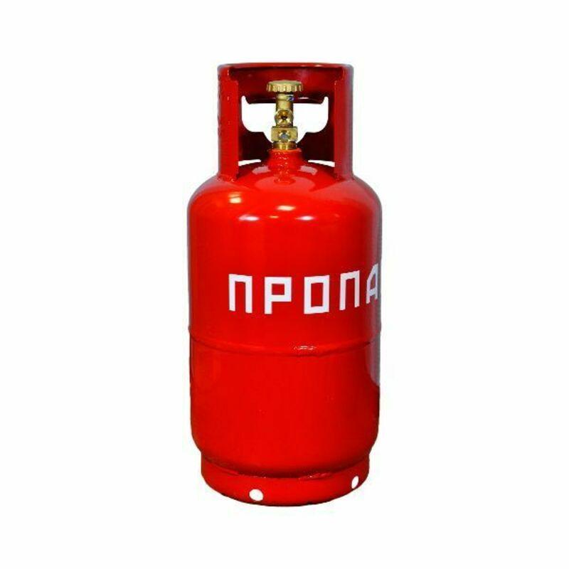 Баллон газовый 12л. (с вентилем ВБ-2) газовый баллон coleman perfomance c300