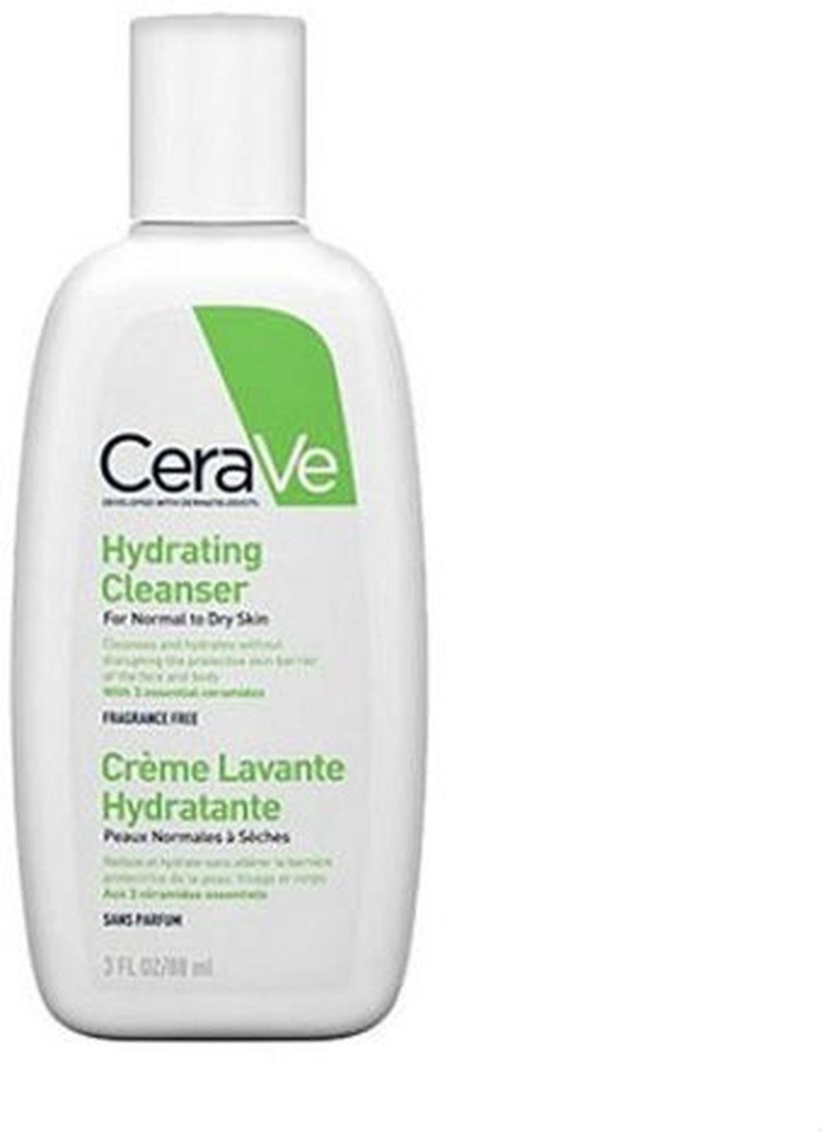 Крем-гель для умывания CeraVe, очищающий, 88 мл CeraVe