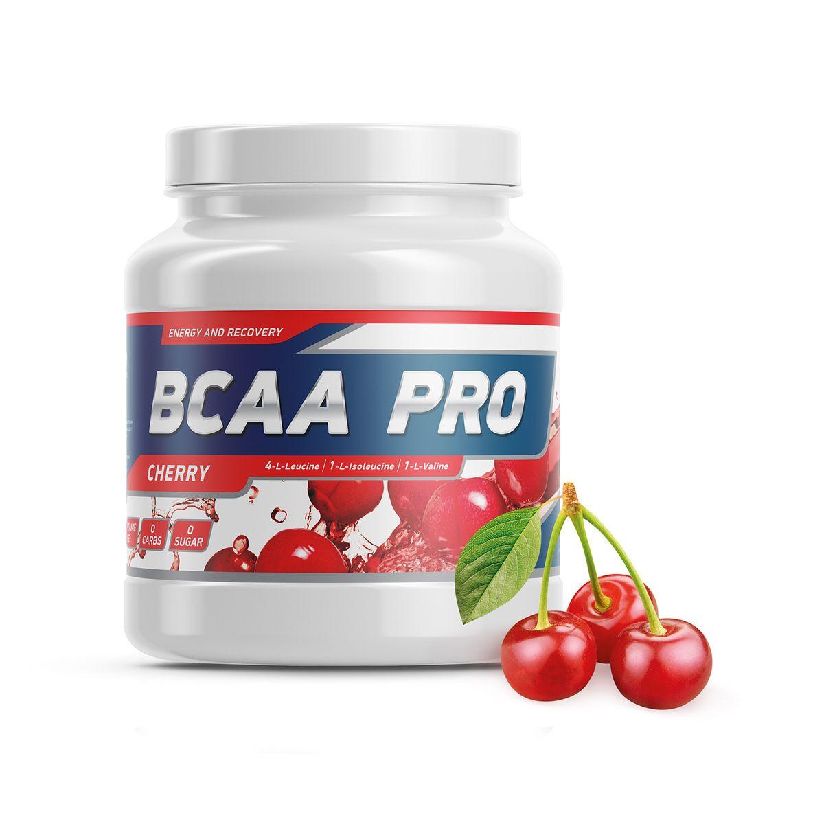 Комплекс аминокислот Geneticlab Nutrition BCAA 2:1:1, со вкусом вишня-кола