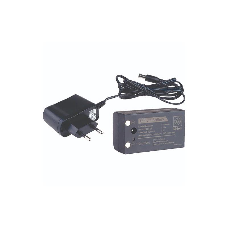 Устройство зарядное для АКБ + литий ионный аккумулятор (дляADA PROLiner и ULTRALiner 360) 18650 9800mah 3 7 v литий ионный аккумулятор для светодиодный фонарик факел