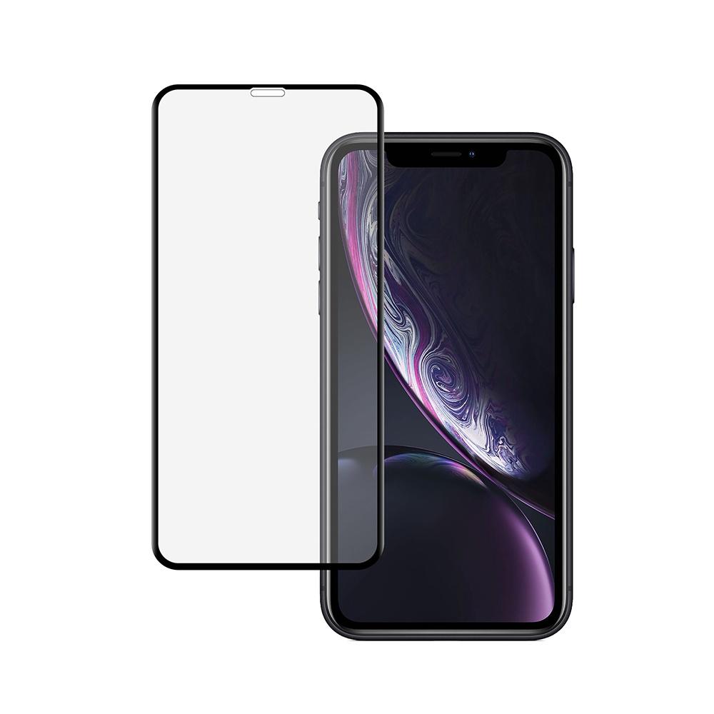 Фото - Защитное стекло Hardiz Full Screen Cover Premium Tempered Glass for Apple iPhone Xr защитное стекло для экрана redline full screen full glue черный для apple iphone xr 1шт ут000016086