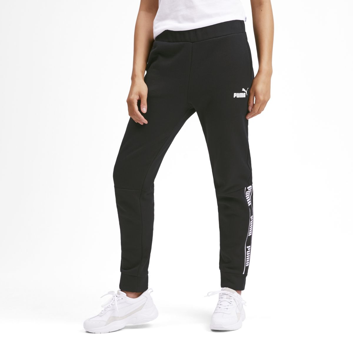 Брюки PUMA Amplified Pants Fl брюки puma amplified sweat pants