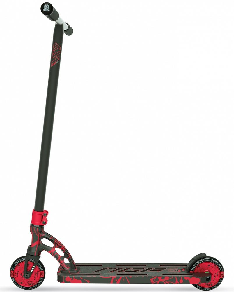 Трюковый самокат MGP (Madd Gear) VX9 NITRO SCOOTER (4.8 x 20 inch) (черно-красный)