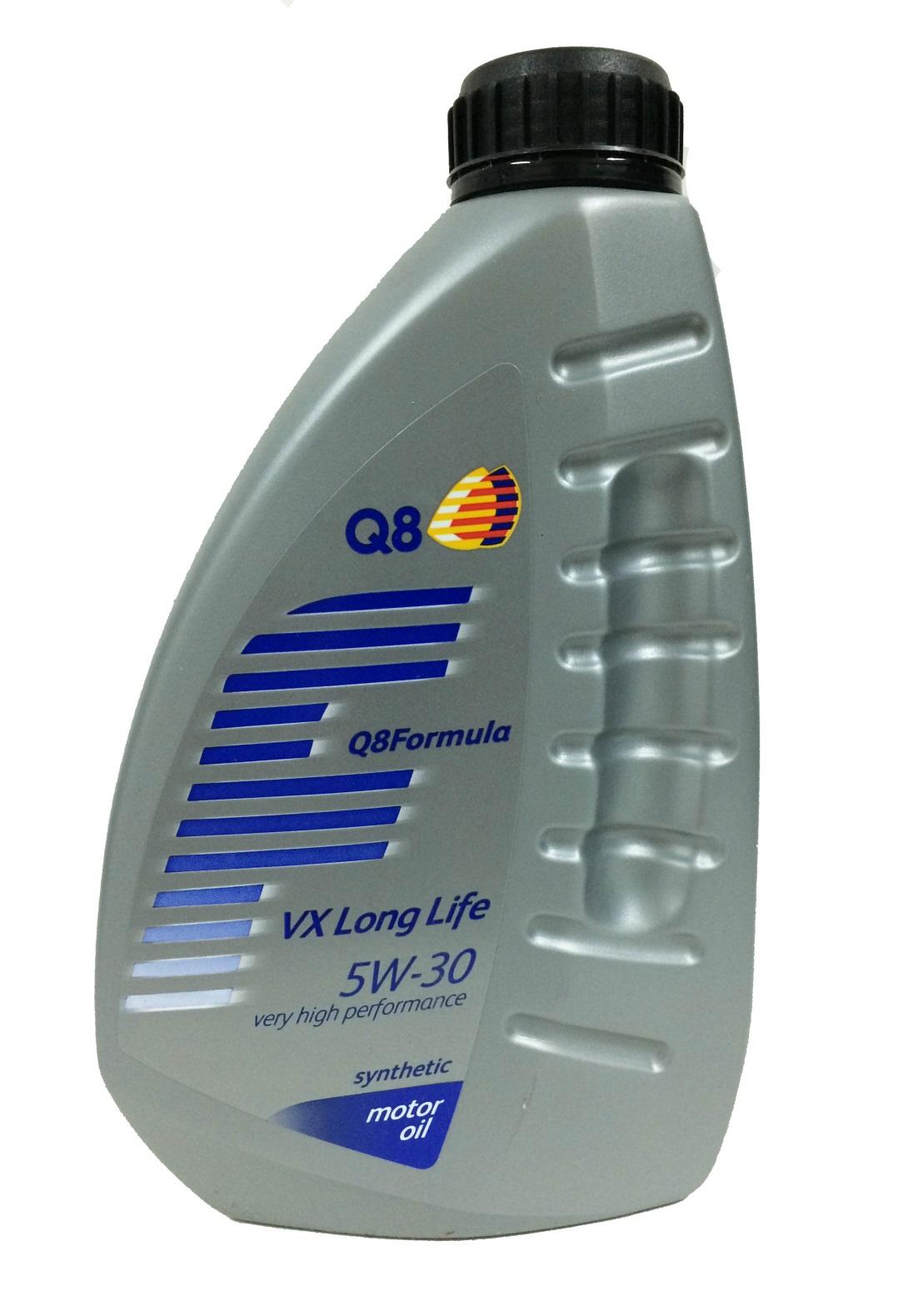 Масло Q8 F VX Long Life 5W-30 1л