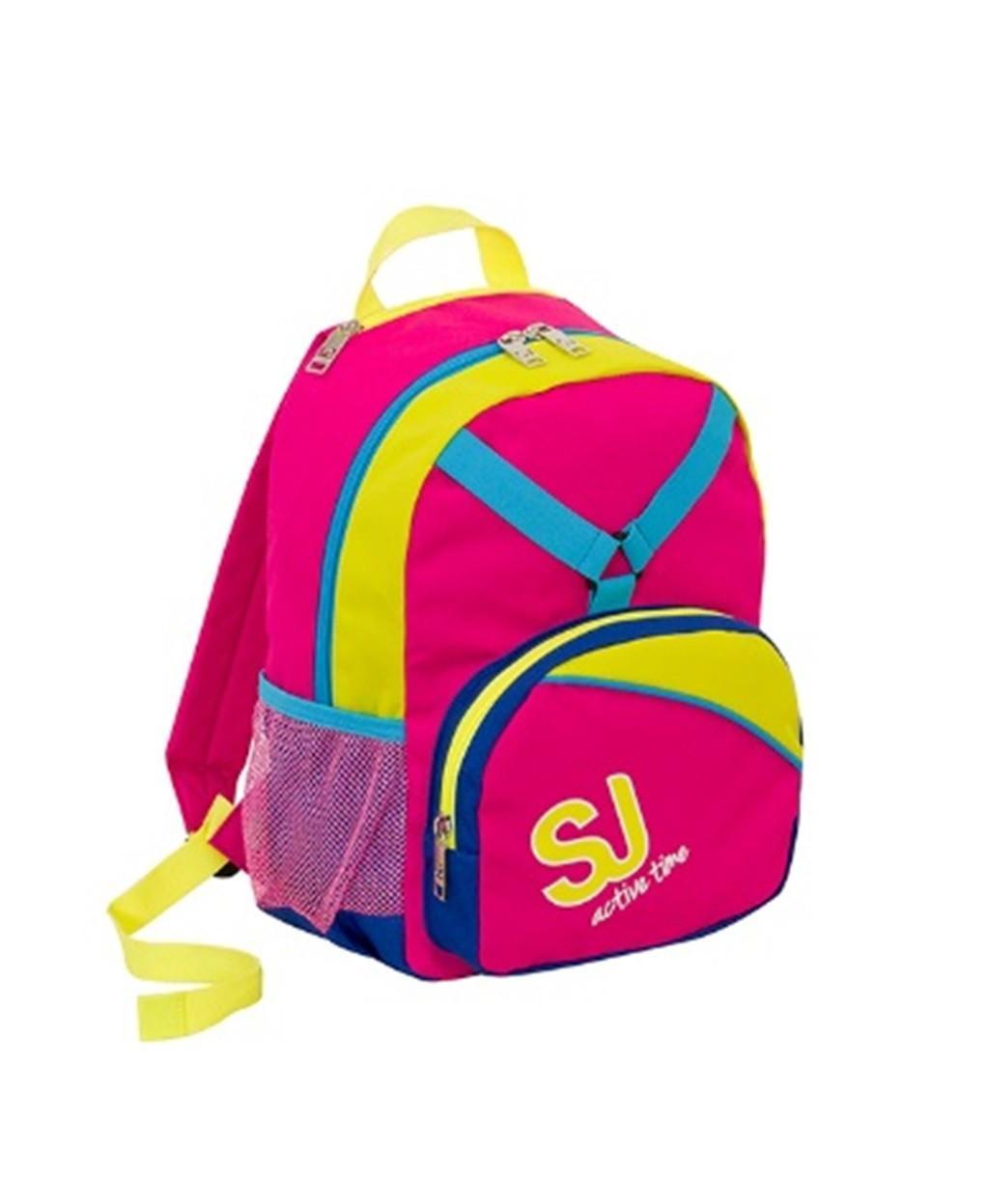 Рюкзак FREERIDE BACKPACK SJ GANG SJ - Фуксия рюкзак с капюшоном