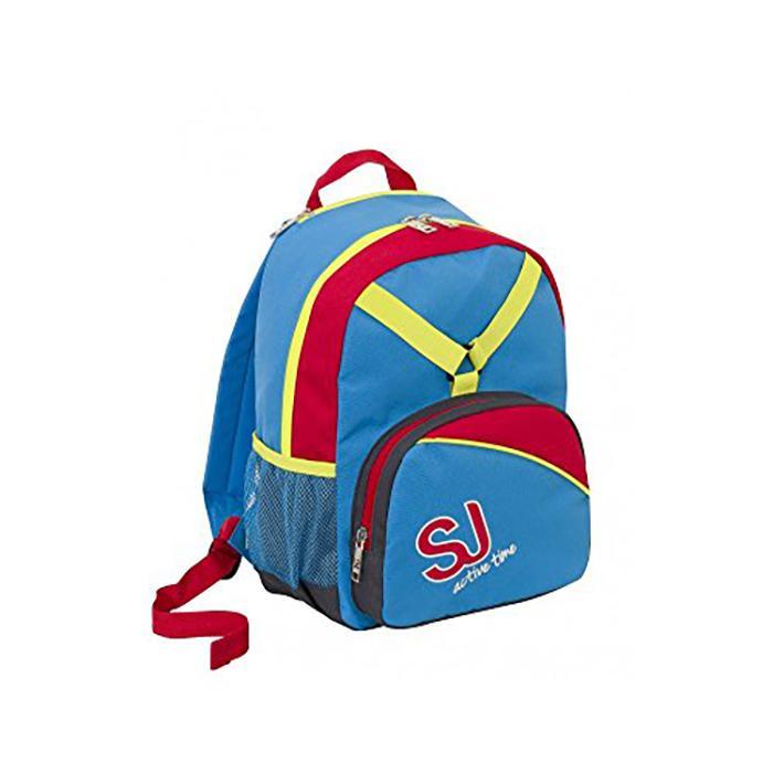Рюкзак FREERIDE BACKPACK SJ GANG SJ - Бирюзовый рюкзак с капюшоном