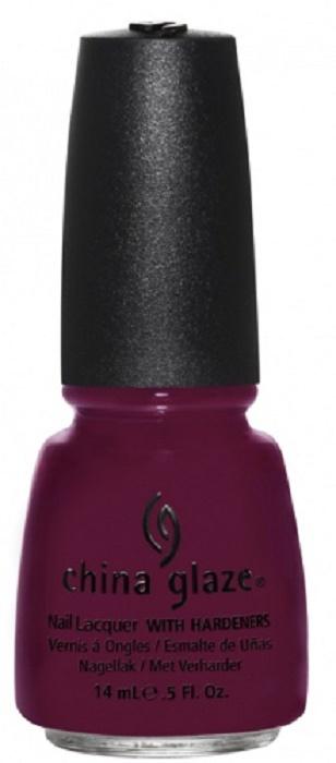 цена на Лак для ногтей China Glaze Purr-fect Plum 14 мл.