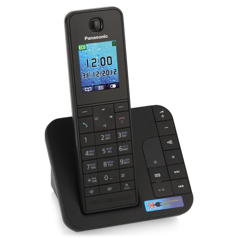 Радиотелефон PANASONIC KX-TGH 220 RUB
