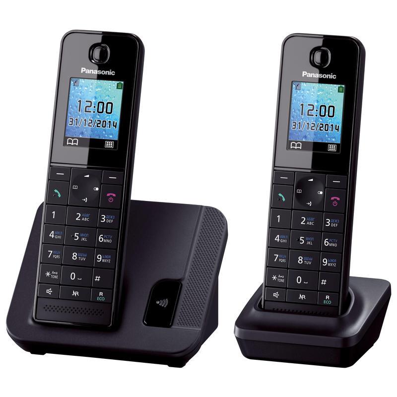 Радиотелефон PANASONIC KX-TGH 222 RUB