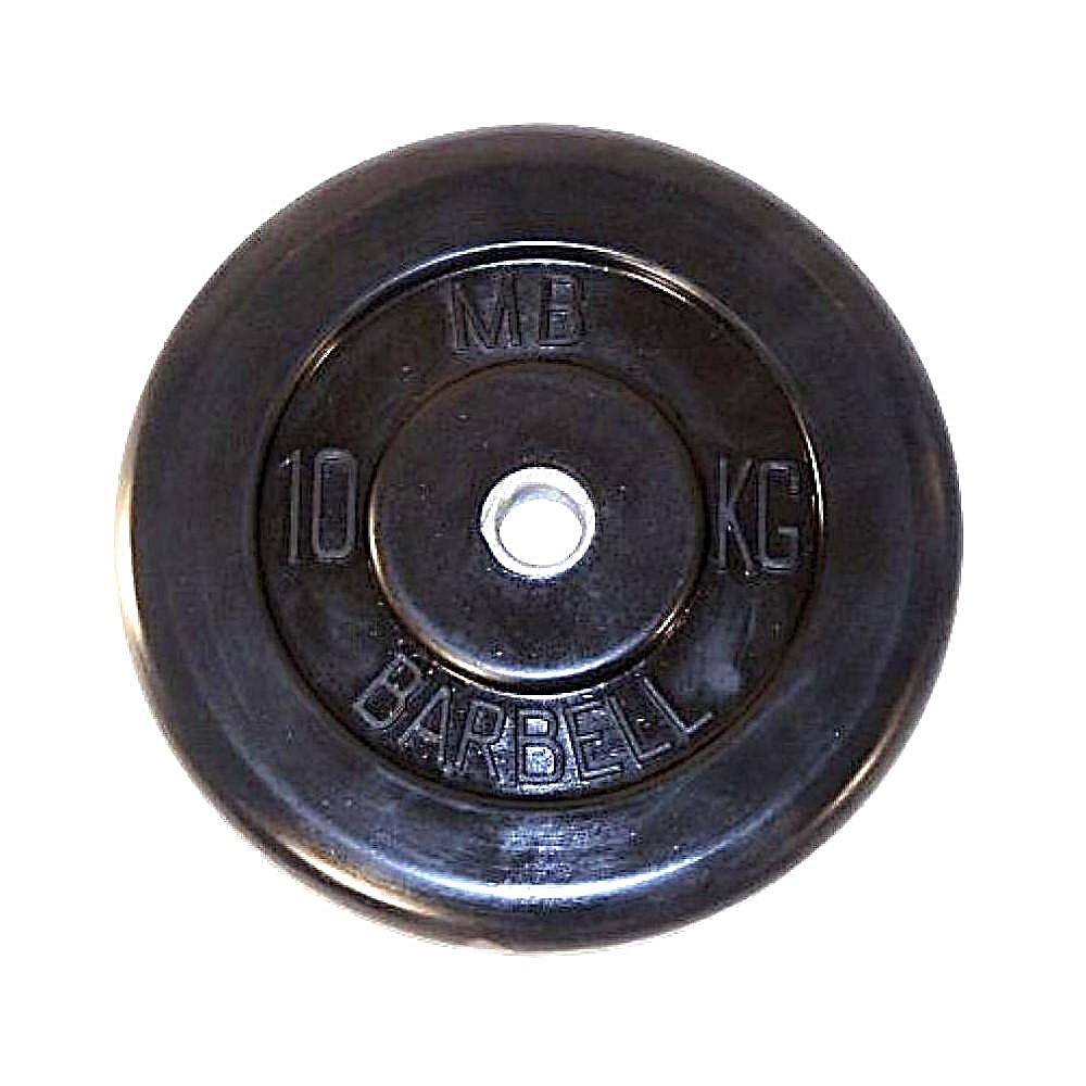 диски 10 кг 26 мм MB-PltB26-10