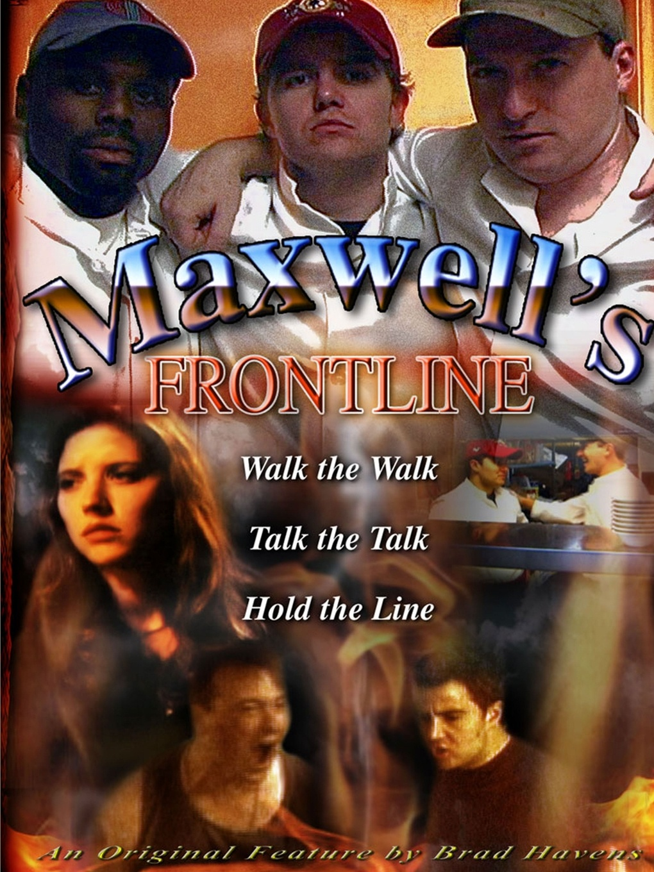 Brad Havens Maxwell's Frontline - the Screenplay reinhard bicher dawson s creek die wurzeln