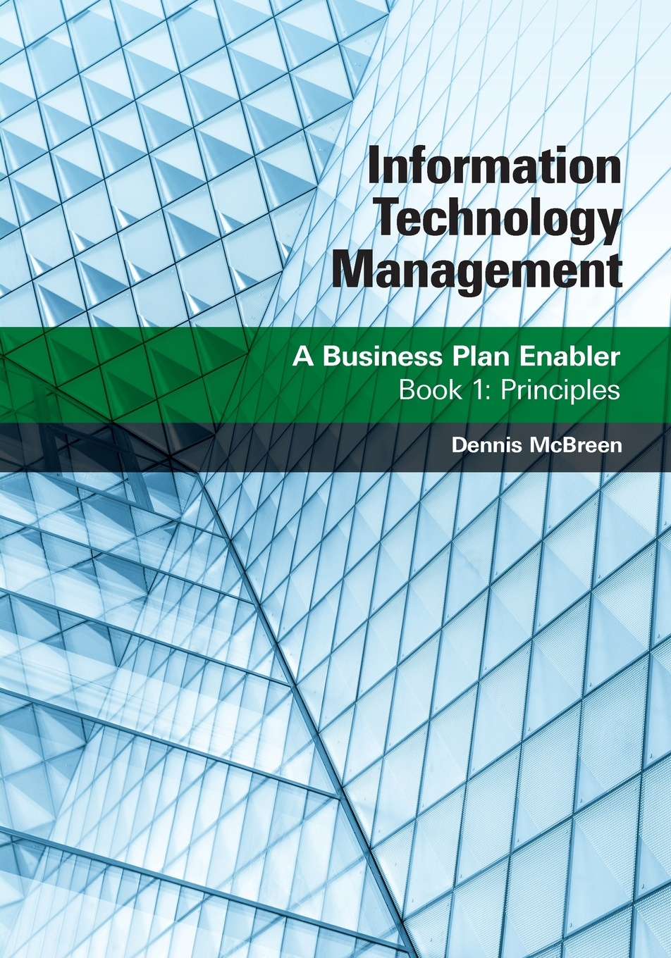 Dennis McBreen Information Technology Management. A Business Plan Enabler: Book 1: Principles dean lane the chief information officer s body of knowledge people process and technology
